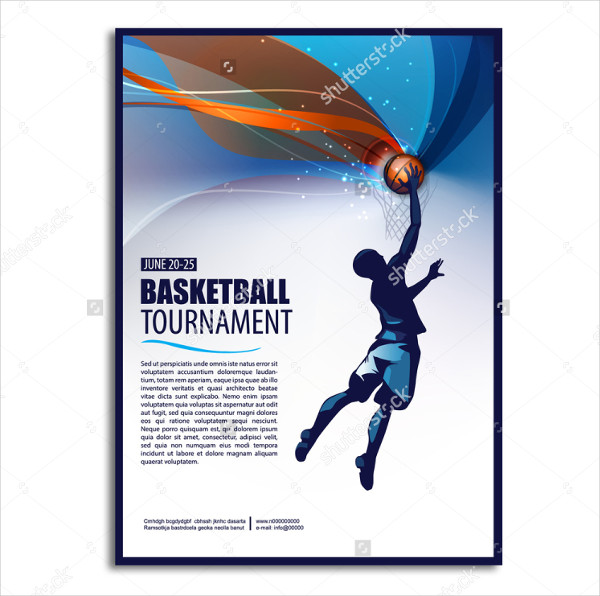Basketball Flyer Example Xtrm Basketball Night Flyer Template