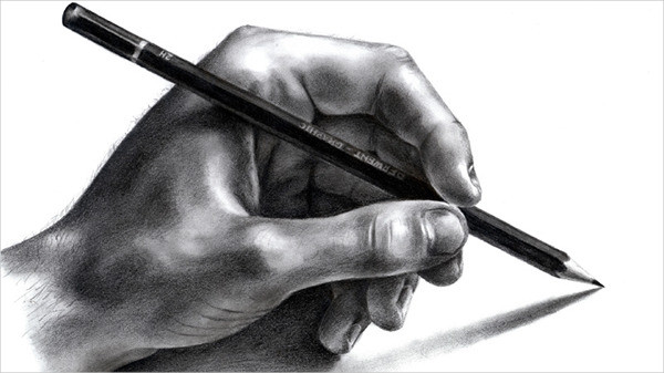 Beautiful Observational Drawing