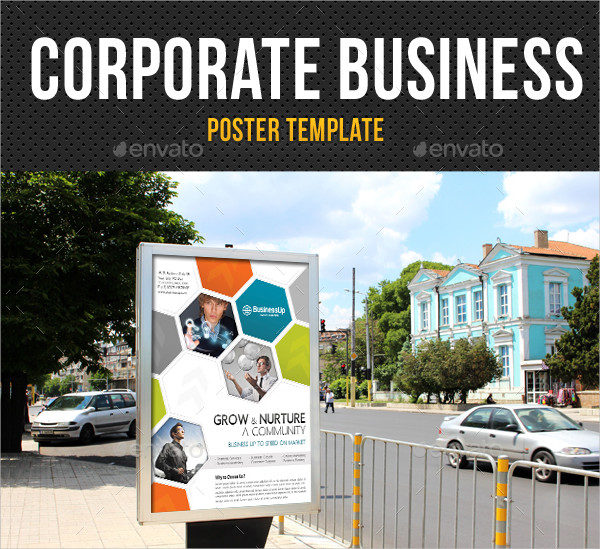 Business Corporate Poster