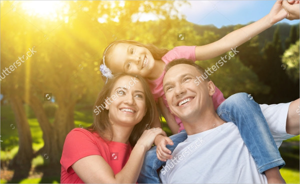 Cheerful Family Photography