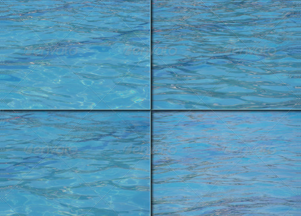 Clear Water Textures