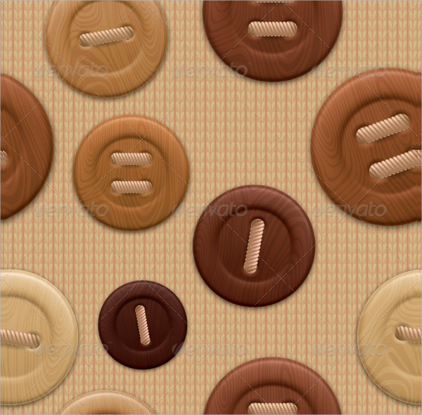 Clothing Buttons Pattern