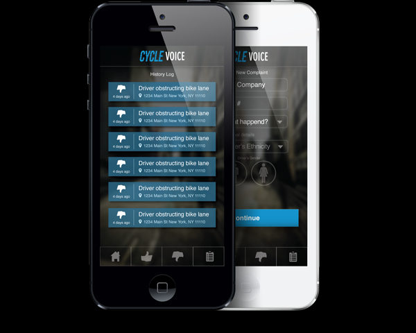 Cycle Voice App