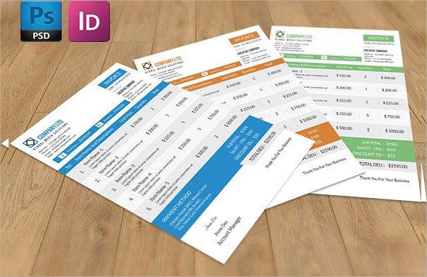 business invoice templates - 23+ free psd, ai, eps, vector format, Invoice templates