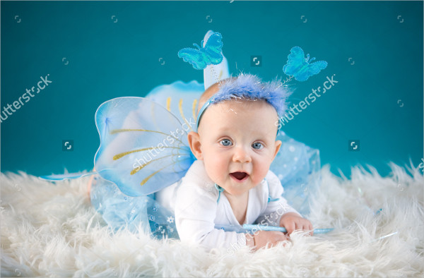 Little Fairy Baby Photography