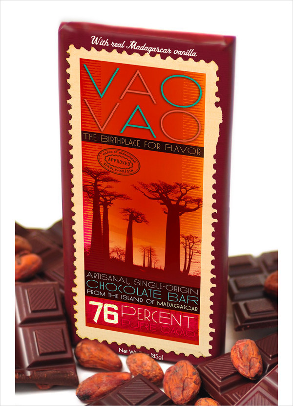 New Chocolate Package Design