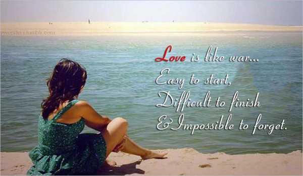 Seaside Love Quotes