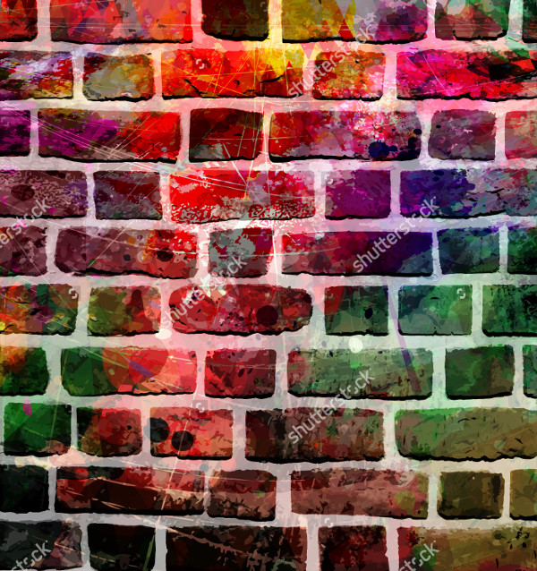 Stylish Graffiti Backgrounds