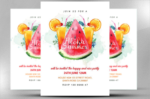 Picnic Invitation Template   Free  Premium Download