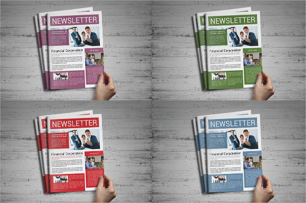 Newsletter Templates   Free Psd Ai Eps Vector Format Download