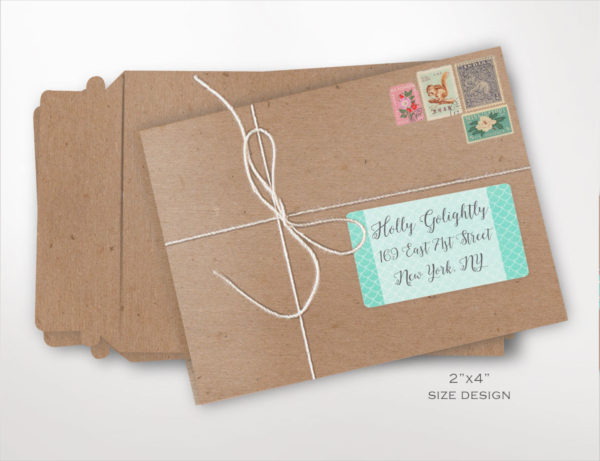Shipping Label Templates 20 Free PSD AI EPS Vector Format – Shipping Templates