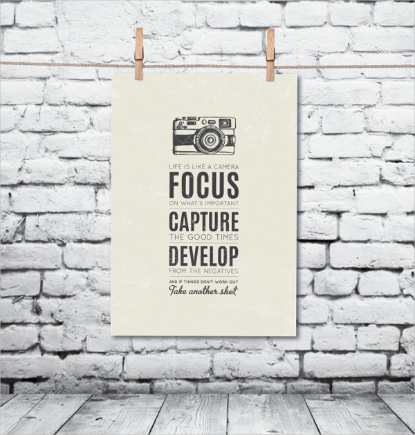 Motivational Poster Template Psd. motivator create your own ...
