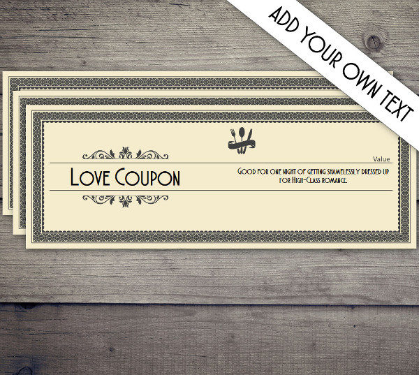 Coupon templates 25 free psd ai eps vector format for Coupon making template
