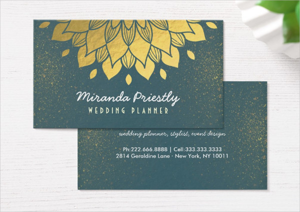 25 wedding planner business card templates download wedding planner makeup artist business card flashek Choice Image