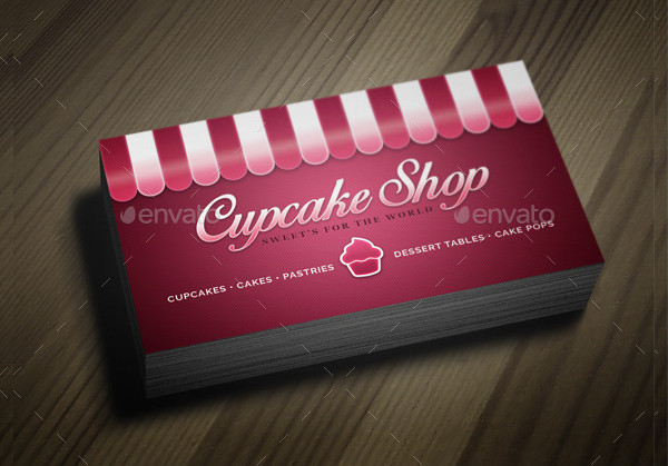 23 bakery business card templates free premium download bakery shop business card template reheart Gallery