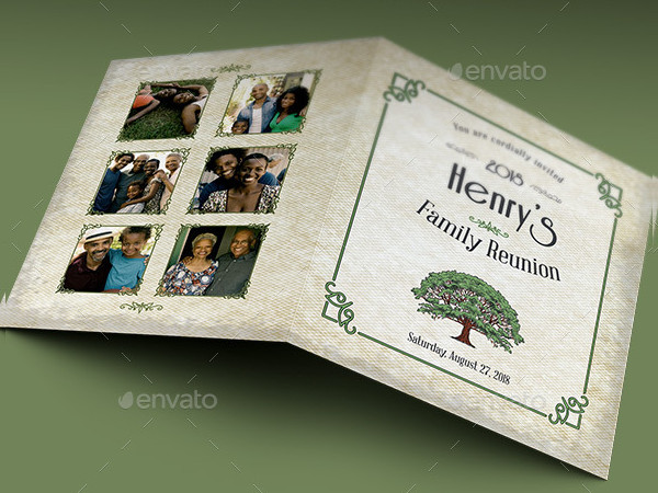19 Family Reunion Invitation Templates Free Premium Download – Family Reunion Invitation