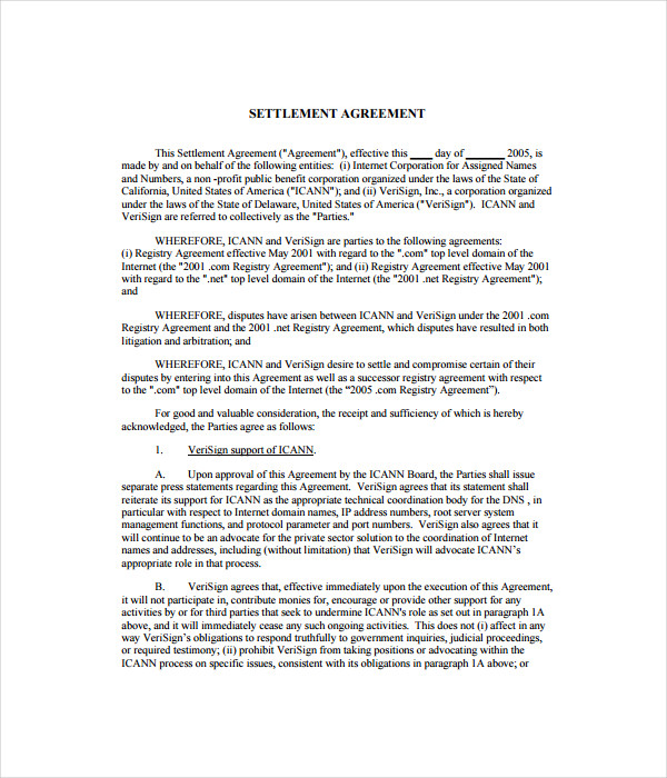 Subcontractor Agreement Printable Sample Subcontractor Agreement