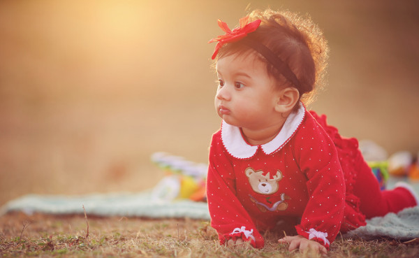 6 Months Baby Photography