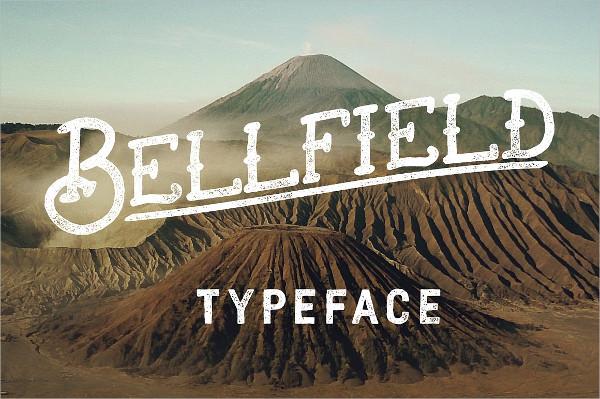 Bellfield Tattoo Typeface Font