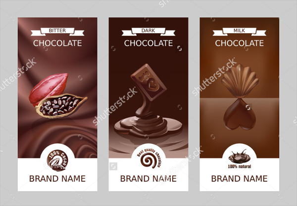 Brand Chocolate Package Design