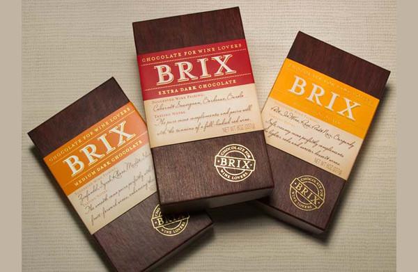Brix Chocolate Design