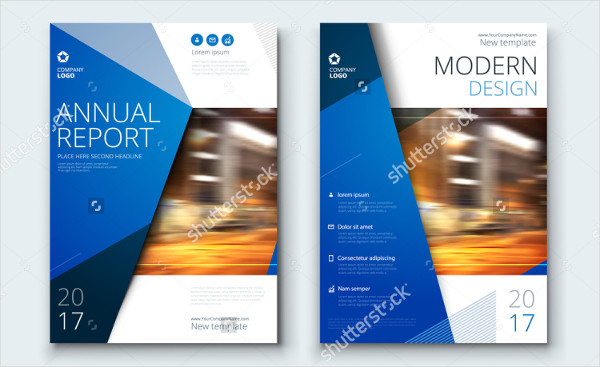 Business Blue Annual Reports