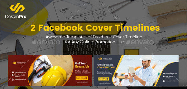 Business Facebook Cover Templates