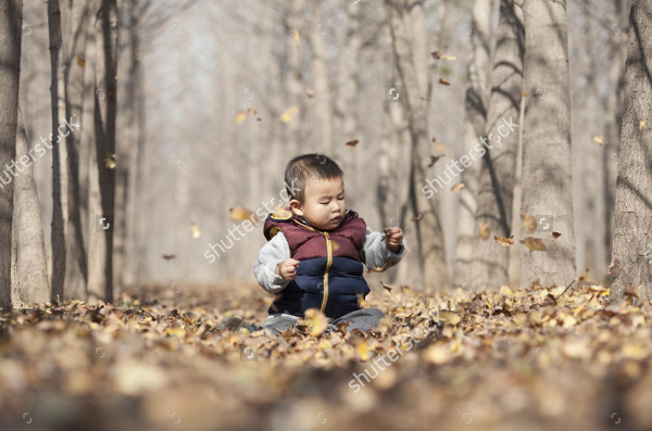 Chinese baby Boy Photography