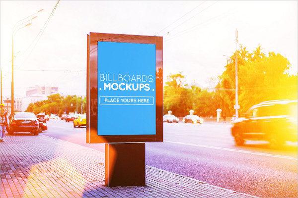Corporate Billboard Poster