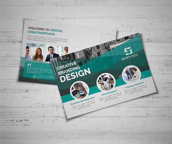 Design Business Postcard