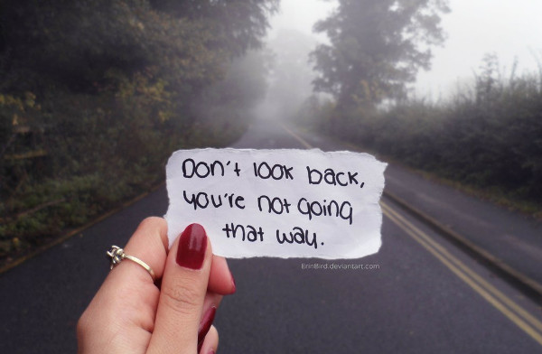 Doun't Look Back
