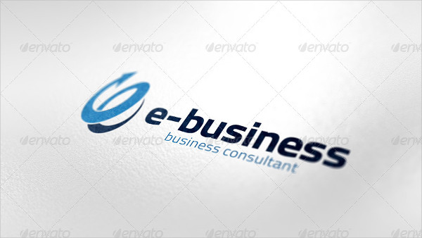 E-Business Logo Template