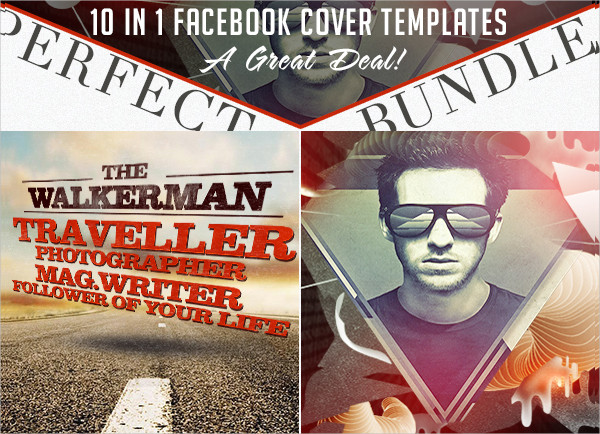 Entertainment Business Facebook Cover