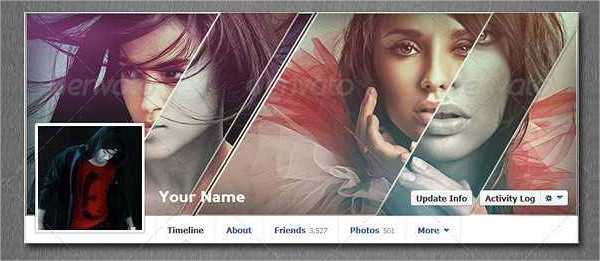 Glow Business Facebook Cover Templates