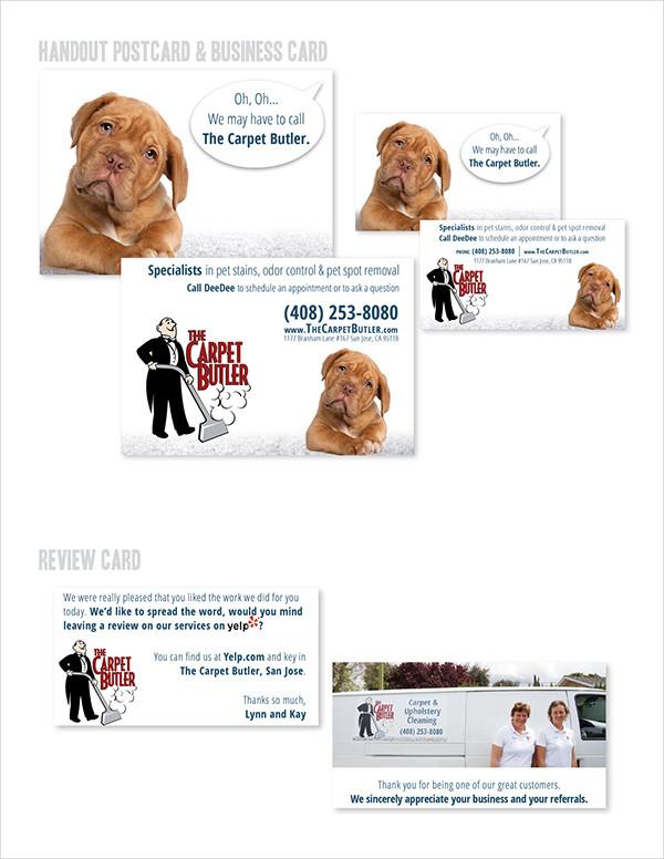 Postcards & Business Cards Design
