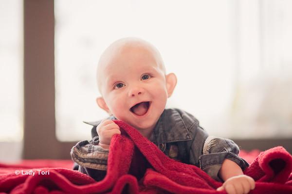 Happy Baby Photography