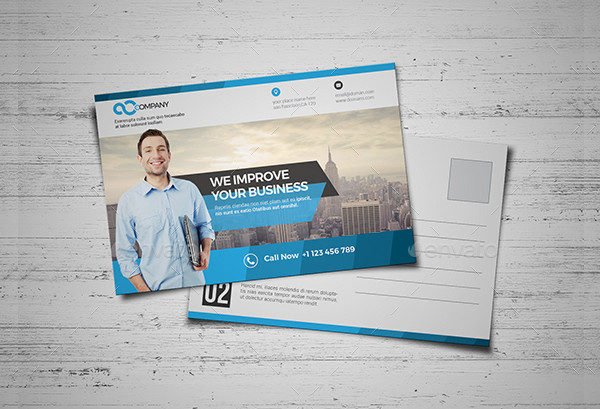 25 business postcard templates free premium download postcard for real estate business colourmoves