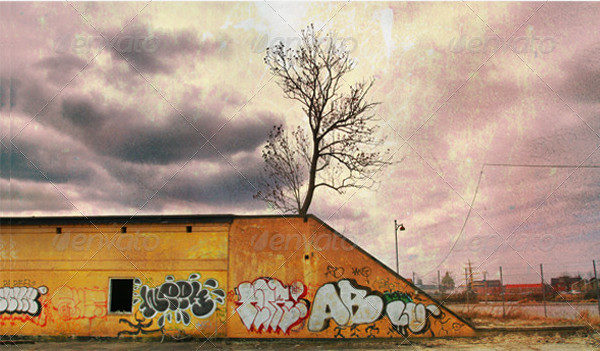 8 Urban Backgrounds Pack