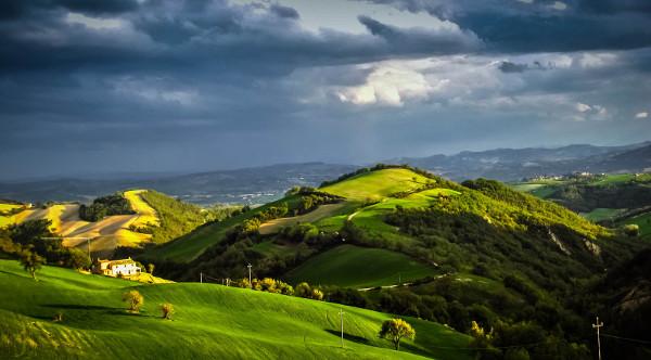 Landscape Made in Heaven
