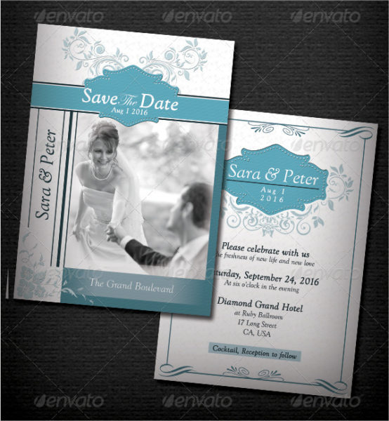 Lovely Wedding Card