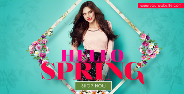 Model Business Facebook Cover Templates