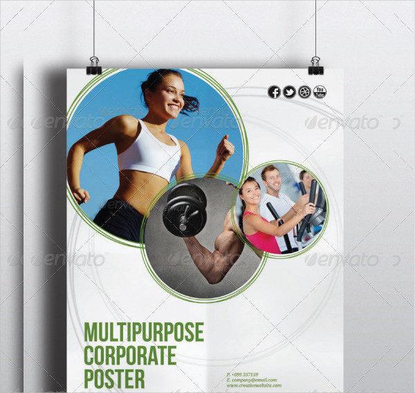 Multipurpose Corporate Poster