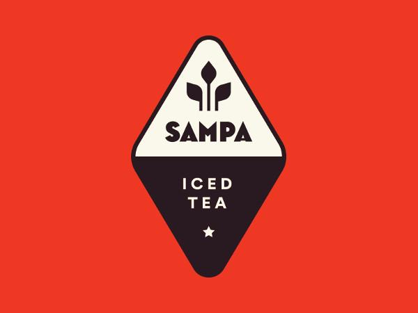 Sampa Tea Company Logo