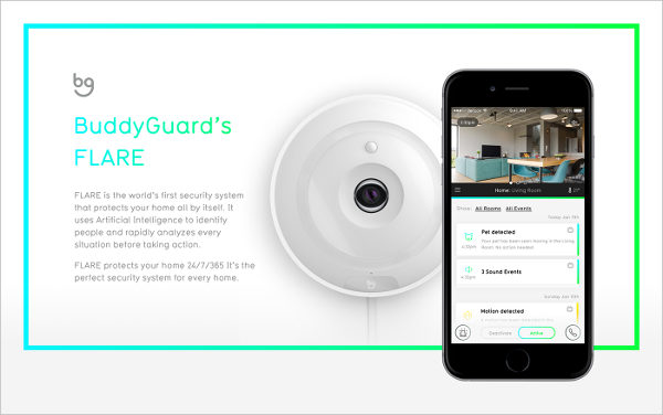 Security Voice App