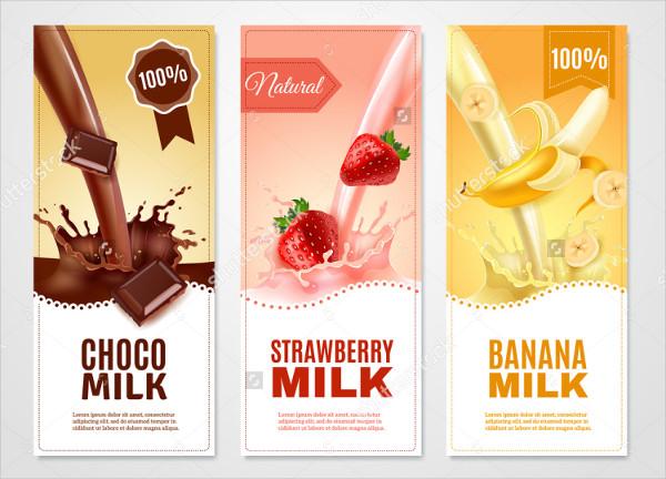Vertical Chocolate Design