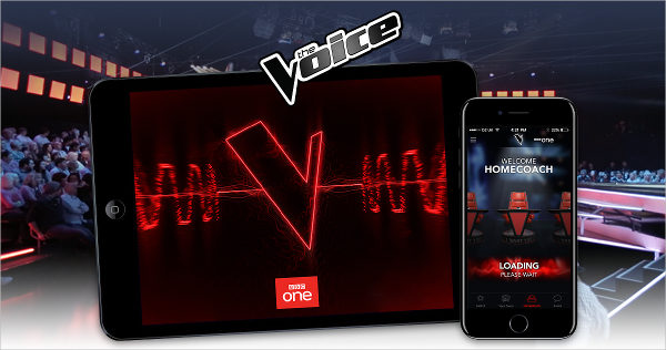 UK Voice App