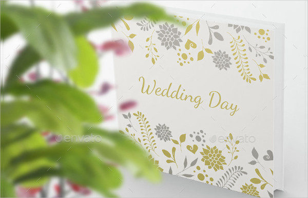 Wedding Photobook Template