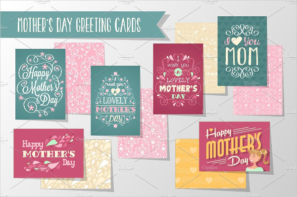 6 Mother's Day Greeting Cards