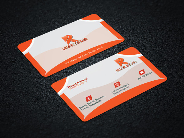Business Card psd Free Download