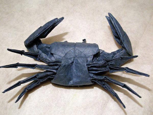 Crab Art Animal Paper